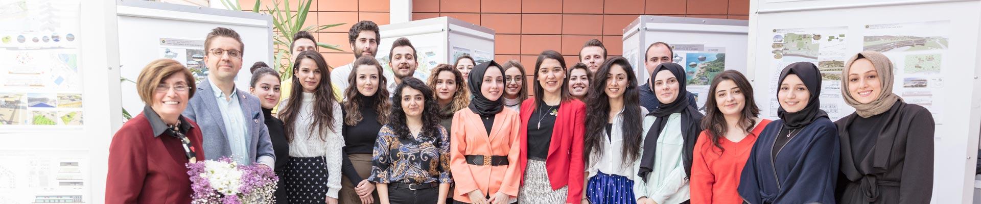 'Şarköy'de Doğadan Kazanılan Mimari Sergisi' Ziyarete Açıldı.
